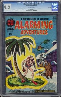Alarming Adventures #3