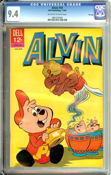 Alvin #10