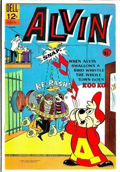 Alvin #18