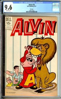 Alvin #22