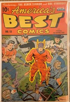 America's Best Comics #13