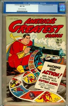 America's Greatest Comics #6
