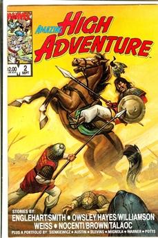 Amazing High Adventure #2