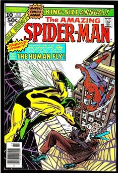 Amazing Spider-Man Annual #10