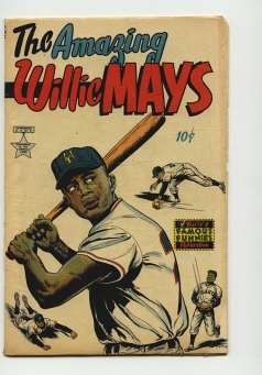 Amazing Willie Mays #1