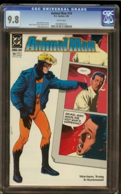 Animal Man #19