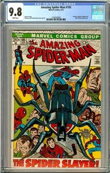 Amazing Spider-Man #105