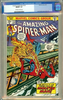 Amazing Spider-Man #133