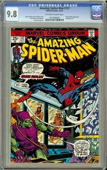 Amazing Spider-Man #137