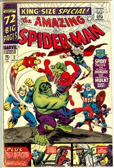 Amazing Spider-Man Annual #3