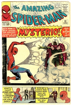 Amazing Spider-Man #13