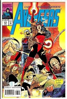 Avengers #373