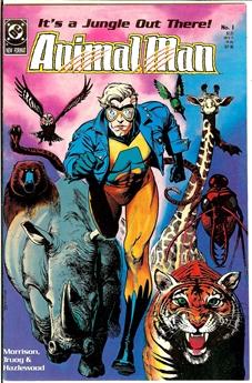 Animal Man #1
