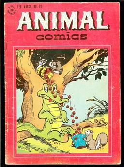 Animal Comics #19