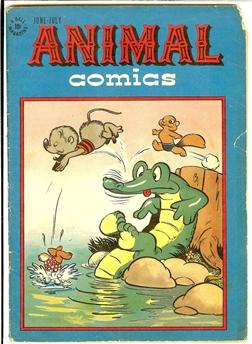 Animal Comics #21