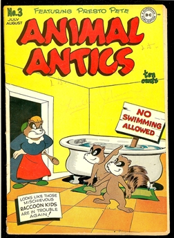 Animal Antics #3