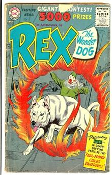 Adventures of Rex the Wonder Dog #28