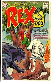 Adventures of Rex the Wonder Dog #32