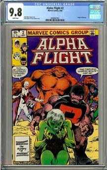 Alpha Flight #2