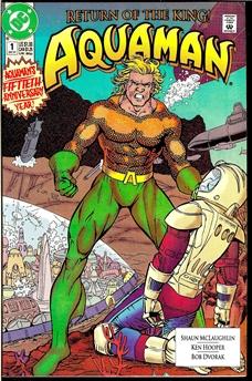Aquaman (Vol 2) #1