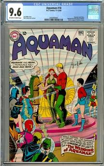 Aquaman #18