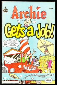 Archie Gets a Job #1