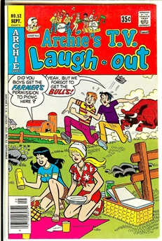 Archie's TV Laugh Out #52