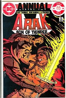 Arak Annual #1