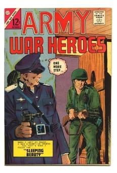 Army War Heroes #5