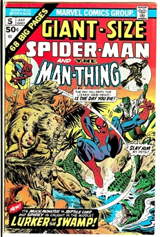 Amazing Spider-Man Giant-Size #5