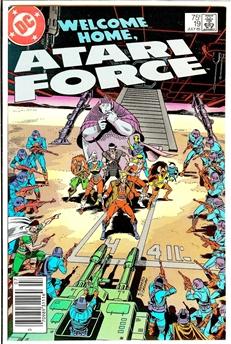 Atari Force #19