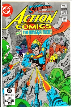 Action #535