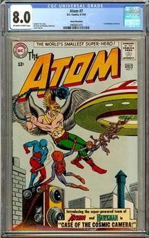 Atom #7