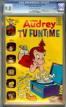 Little Audrey TV Funtime #11