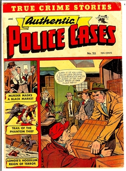 Authentic Police Cases #20