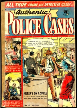 Authentic Police Cases #32