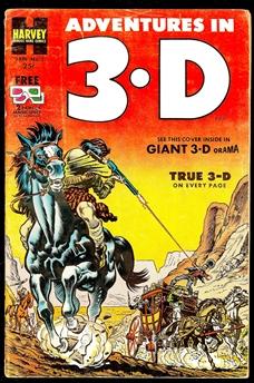 Adventures in 3-D #2