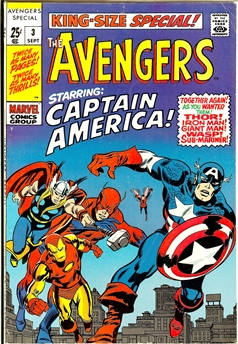 Avengers Annual #3