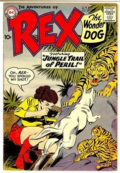 Adventures of Rex the Wonder Dog #44