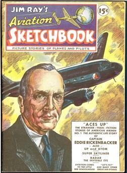 Jim Ray's Aviation Sketchbook #1