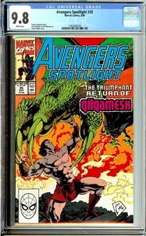 Avengers Spotlight #35