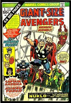 Avengers Giant-Size #1