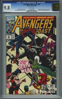 Avengers West Coast #85