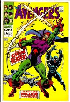 Avengers #52
