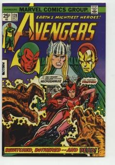 Avengers #128
