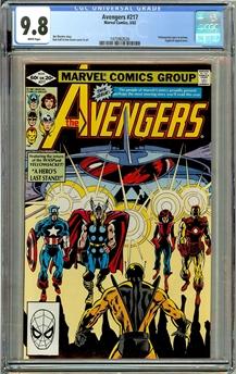 Avengers #217