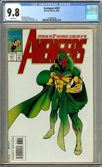Avengers #367