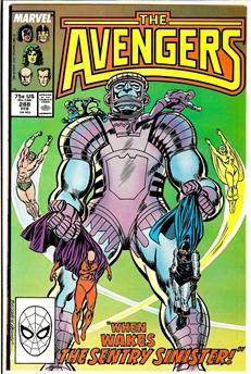 Avengers #288