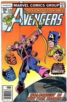 Avengers #172