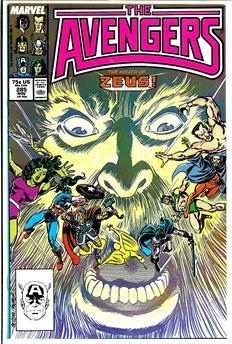 Avengers #285